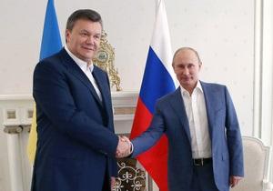 Янукович выступает за углубление отношений с Таможенным союзом