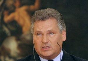 Квасьневский намерен посетить заседание апелляционного суда по делу Иващенко