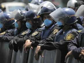Президент Мексики заявил, что властям страны удалось взять под контроль вспышку A/H1N1