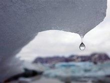 Канада лишилась гигантской ледяной платформы