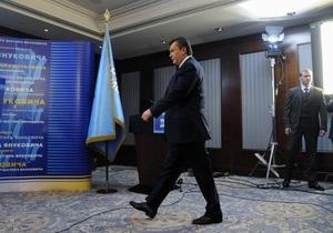 В штабе Януковича ожидают победу с отрывом от Тимошенко в 10-19%