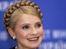 Тимошенко в Запорожье чуть не осталась без зубов