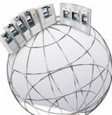 Diebold  - эксклюзивный  АТМ-провайдер  Олимпийских игр 2008