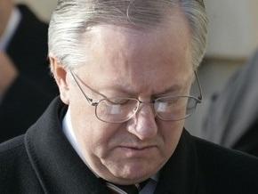 Тарасюк будет участвовать в президентских выборах