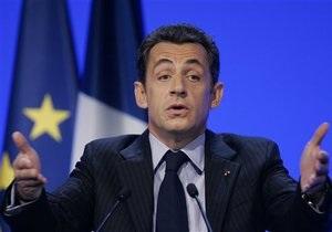 Саркози собирается приостановить взносы Франции в бюджет ЕС