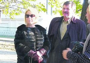 Во Львове Герман вместе с мужем презентовали книгу