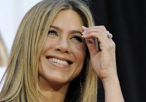Дженнифер Энистон будет удостоена звезды на Аллее славы Голливуда