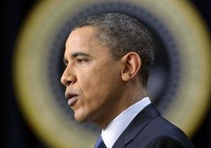 Обама: Сирия должна положить конец репрессиям