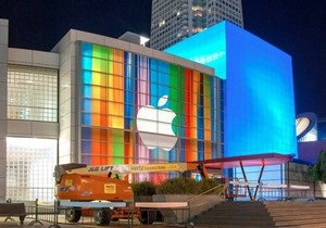 Презентация iPhone 5 началась