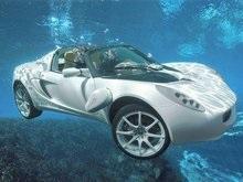 В Швейцарии создан автомобиль-амфибия