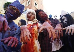 В одном из университетов США ввели курс по изучению зомби