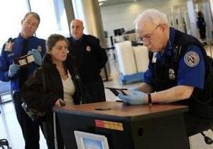 По соображениям безопасности в США закрыт терминал международного аэропорта Ньюарка