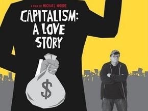 Фильм Майкла Мура о кризисе попал в десятку самых кассовых лент уик-энда