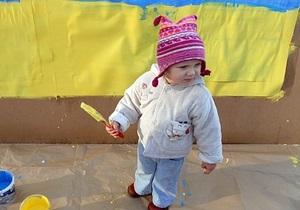 Опрос: 83% украинских детей чувствуют себя счастливыми