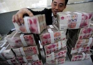 Китай вышел в лидеры среди ведущих экономик мира по темпам роста ВВП