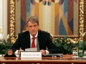 Обращение Ющенко о роспуске Рады: полный текст
