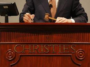 Вечерние торги принесли Christie s более $74 млн