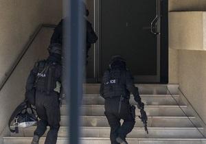В Сиднее обезвредили мужчину, удерживавшего в заложниках свою дочь