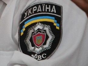 В Киевской области высокопоставленного милиционера уличили во взяточничестве