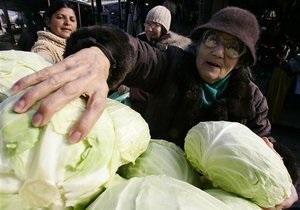 В Киеве в конце недели пройдут 12 продуктовых ярмарок