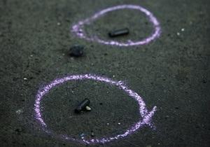 Задержаны подозреваемые в расстреле семьи в Житомире