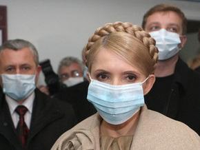 Вакцинация украинцев: Тимошенко обратилась за помощью к ВОЗ