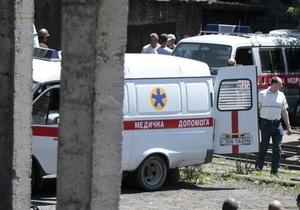 Увеличилось число жертв взрыва на шахте в Луганской области
