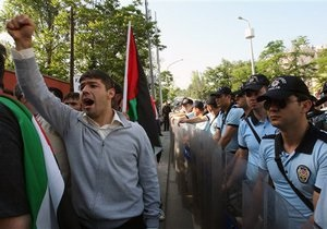 Евросоюз потребовал расследовать действия Израиля при захвате Флотилии свободы