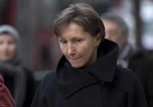 Вдова Литвиненко грозит бойкотом дознания по делу мужа