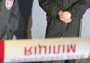 МВД сообщило о подробностях обстрела офиса кандидата в мэры Херсона