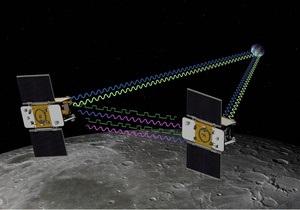 Зонды NASA разбились о поверхность Луны