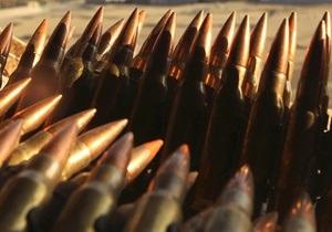 Минобороны: 400 тысяч тонн боеприпасов будут утилизированы до 2018 года