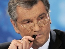 Ющенко перечислил преимущества вступления в ВТО
