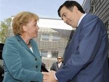Меркель: Есть все основания для присоединения Грузии к НАТО