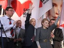 БЮТ: Ющенко устроил Сталинград сам себе
