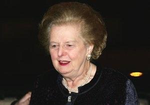 В Британии футболки на смерть Тэтчер вызвали скандал в парламенте