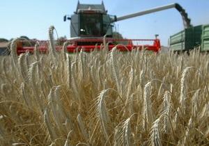 В Украине 500 комбайнов и 300 зерновозов оборудовали GPS-навигаторами