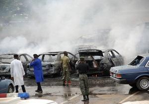 Украинцев просят не ездить в Нигерию из-за активизации исламистов