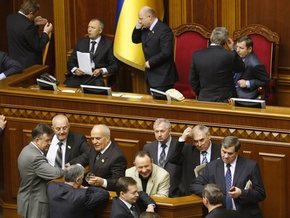 Регионалы призвали БЮТ снять блокаду, за это они сделают то, что просит Тимошенко