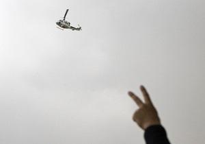 В бразильском городе на жилой квартал упал вертолет: жертв нет