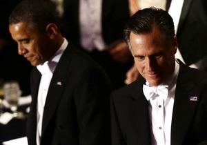 Обама уличил соперника по предвыборной гонке в  ромнезии