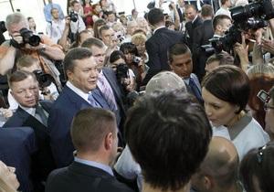 Начальник охраны Януковича рассказал о приоритетах в работе