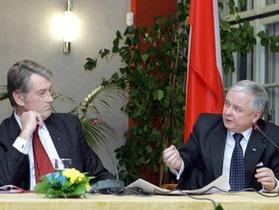 Президент Польши осудил решение Ющенко о присвоении Бандере звания Героя Украины