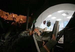 Прокуратура возбудила уголовное дело по факту обвала здания в центре Ивано-Франковска