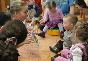 В Украине стартовал благотворительный проект по сбору денег для детей с синдромом Дауна