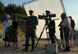 Организаторы съемок фильма Матч: Взрыв в Харькове не нарушил график киносъемок