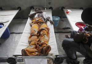 Эпидемию смертельной сальмонеллы в Африке сповоцировал ВИЧ, считают медики
