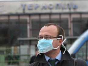 В Тернополе за последнюю неделю не произошло ни одного ограбления