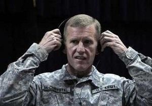 Командующий войсками НАТО в Афганистане: Война будет долгой