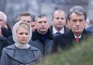 В Нашей Украине заявили, что объединенная оппозиция поставила им ультиматум